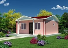 Export to Bangladesh architectural design of prefab house Prefab Homes, Architecture Design, Shed, Outdoor Structures, Outdoor Decor, House, Home Decor, Prefab Houses, Homemade Home Decor