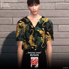 four fine star printed shirts The Sims 4 Pc, Sims 4 Cas, My Sims, Sims Cc, Sims 4 Men Clothing, Sims 4 Mods Clothes, Men's Clothing, Sims 4 Game Mods, Sims Mods