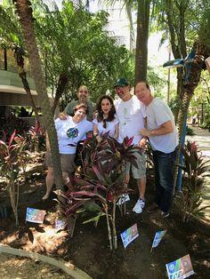 Reforçando parceria, Na'amat, KKL Brasil e A Hebraica se unem para a comemoração de Tu Bishvat – o Ano Novo das Árvores.