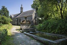 Chapelle Notre-Dame de Bonne Nouvelle. Locronan (Petite Cité de Caractère) | Finistère (29) | Bretagne | France