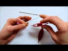 Tatting Lesson 4 - YouTube