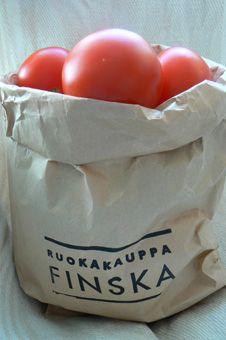 ruokakauppa FINSKA, turku, finland
