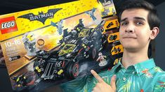 LEGO Batman: УЛЬТРА БЭТМОБИЛЬ - Набор На Обзор (70917) - YouTube