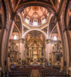 San Pedro Apóstol, in Choluta, Puebla, Mexico / by Ole  Steffensen