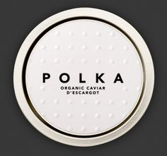 Polka caviar packaging