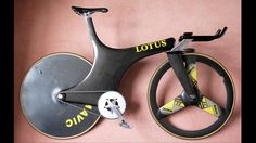 Weird things car brands also make Bike Gadgets, 1992 Olympics, Sports Scores, Fixed Gear Bike, Car Brands, Cool Bikes, Lotus, Cycling, Track
