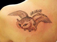 Oh yeah bird tattoos!