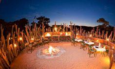 'n Vuurtjie by Jamila Game Lodge, Polokwane: http://www.lekkeslaap.co.za/akkommodasie/jamila-game-lodge