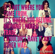 The Fosters.!