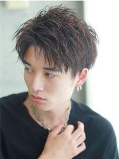 レジェンダーアップ FRONT Mens Messy Hairstyles, Japanese Hairstyle, Hair Art, Hair Beauty, Hair Styles, Japanese Style, Haircuts, Blog, Stuff Stuff