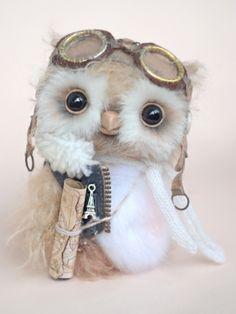 owl TW Daria Dudareva