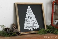 Gifts for them, and decor for you! You won't want to miss my new Winter Sign Collection that is jammed packed full of rustic and modern holiday goodness!