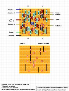 25 best Pedal schematics images on Pinterest | Projects, Guitars and Diy Pedal Schematics on mxr dyna comp schematic, technical drawing, diy tremolo pedal, fender tremolo schematic, diy pedal power supply, block diagram, diy pedal box, diy reverb pedal, npn schematic, circuit diagram, guitar delay schematic, phaser schematic, buffer boost guitar schematic, functional flow block diagram, tube map, one-line diagram, tone control schematic, piping and instrumentation diagram,