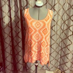 Romeo and Juliet knit tank Romeo and Juliet knit tank! So comfy! Romeo & Juliet Couture Tops Tank Tops