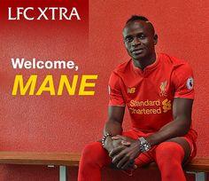 Welcome Sadio Mane