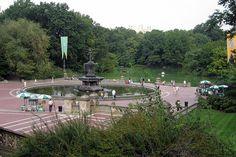 NYC - Central Park: Bethesda Terrace