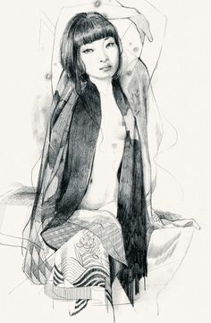 Soey Milk - Cropped #sketch