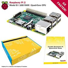 CanaKit Raspberry Pi 2 (1GB) Ultimate Starter Kit (Over 40 Components: New Raspberry Pi 2 + WiFi Dongle + 8GB SD Card + Case + Power Supply and many more)  http://www.discountbazaaronline.com/2016/06/19/canakit-raspberry-pi-2-1gb-ultimate-starter-kit-over-40-components-new-raspberry-pi-2-wifi-dongle-8gb-sd-card-case-power-supply-and-many-more/