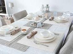 Gedekte tafel voor iedere dag