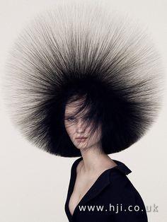 #hair ススワタリみたい