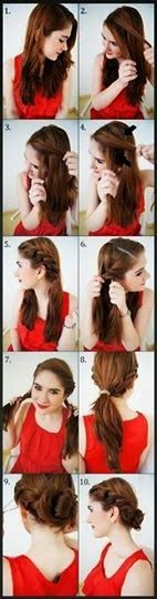 motivational trends: hairstyling ideas