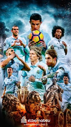 When Real Madrid were the best team in the world.e they had RONALDO.losing him is a big mistake 😩😩 Real Madrid Logo, Real Madrid Club, Real Madrid Football Club, Real Madrid Players, Cr7 Wallpapers, Real Madrid Wallpapers, Cristiano Jr, Cristiano Ronaldo Juventus, Ronaldo Real Madrid