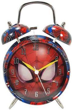 Clock For Kids, Kids Clocks, Cool Pool Floats, Kids Toys For Boys, Superhero Room, Kids Room Organization, Man Room, Home Room Design, Kidsroom