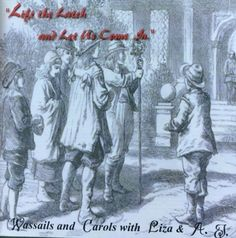 """Liza & A.J.'s lovely version of the old English carol, """"The Wexford Carol."""""""