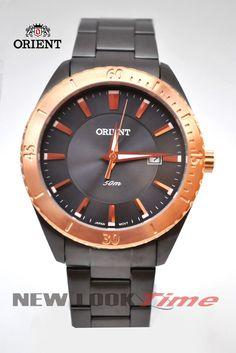 00466d3bb8d Relógio de pulso feminino da ORIENT Eternal FTSS1076 G1GX Relojoaria New  Look Time R 278