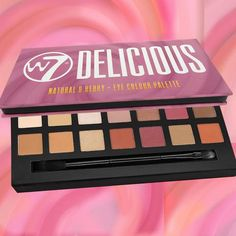 Image result for w7 delicious palette anastasia MR dupe