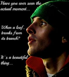 Probably the best scene from Parked. Colin Morgan as Cathal O'Reagan.