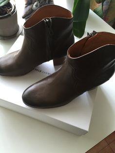 Got my Isabel Marant Dicker boots ❤️