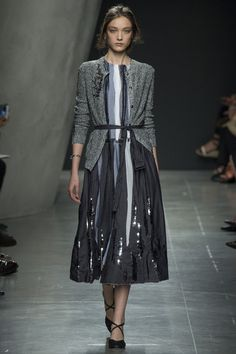 Bottega Veneta Spring 2015. See the whole collection on Vogue.com.