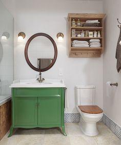 La déco scandinave ailleurs… #bathroom