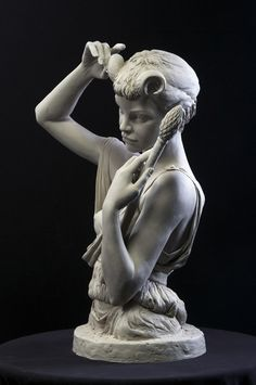 Philippe Faraut | Rites of the Bacchante-Earthenware Clay