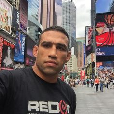 Fabricio Werdum in New York City : if you love #MMA, you'll love the #UFC & #MixedMartialArts inspired fashion at CageCult: http://cagecult.com/mma