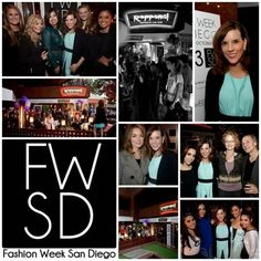 Fashion Week San Diego™ 2013: press conference