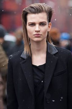 #androgynous #andro #non conforming style