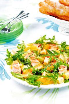 Savukalkkunasalaatti | K-ruoka