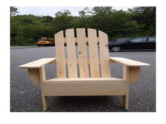 Picture of Building Adirondack Chairs