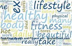 Heath and Fitness Advertising at Free of Cost - http://www.buysellseek.com/buysell/1/beauty-health.html