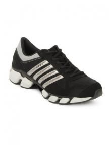 Spinn Men Cubic Black Sports Shoes