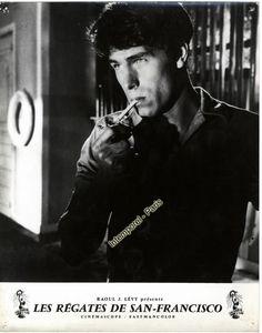 Photo originale REGATES DE SAN FRANCISCO (les) - Laurent TERZIEFF in DVD, cinéma, Objets de collection, Photos | eBay