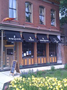Enjoy hand-crafted beers, spirits & casual dining at Square One Brewery