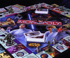 #StarWars Edition Monopoly
