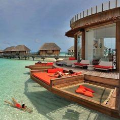 Bora, Bora, Maldives - Unf. I want to go to there