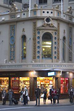 Sydney shopping - Darrel Lea Chocolates #seesydney #seeaustralia #sydney #city #visitnsw #operahouse #harbour