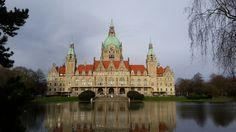 Am Wochenende haben wir auf vielfachen Wunsch die ersten Aufnahmen in #Hannover gemacht !