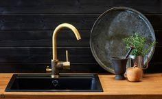 Tapwell EVO184 Keittiöhana Grottesco #lviverkkokauppa #tapwell #keittiöhana #grottesco #designfaucet #keittiönsisustus #kitchendesign