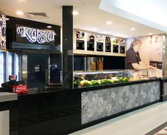 KUZU KEBABS | Suburban Design & Construct | Retail + Commercial Shopfitting Perth Western Australia | Interior Design | Graphic Design, Signage + Printing | Shop Fit Out | Shop + Kiosk Design, Fit Out & Build|